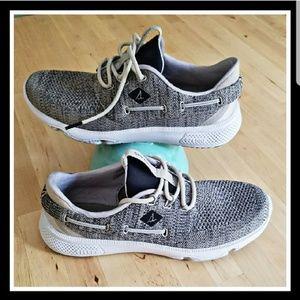 Sperry 7 Seas Knit Boat Shoe
